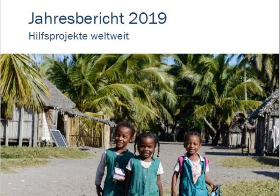 Jahresbericht 2019 cover