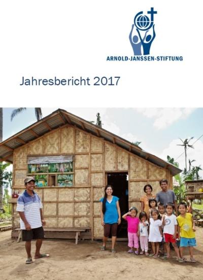 Cover_Jahresbericht 2017