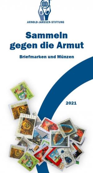 Briefmarken Flyer